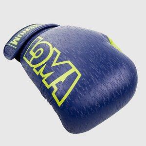 Venum Venum Origins Boxhandschuhe Loma Edition Blau Gelb