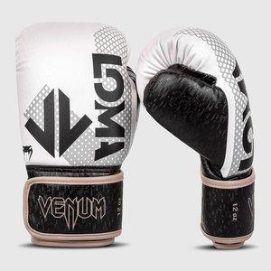 Venum Venum Arrow Boxing Gloves Loma Edition White Black