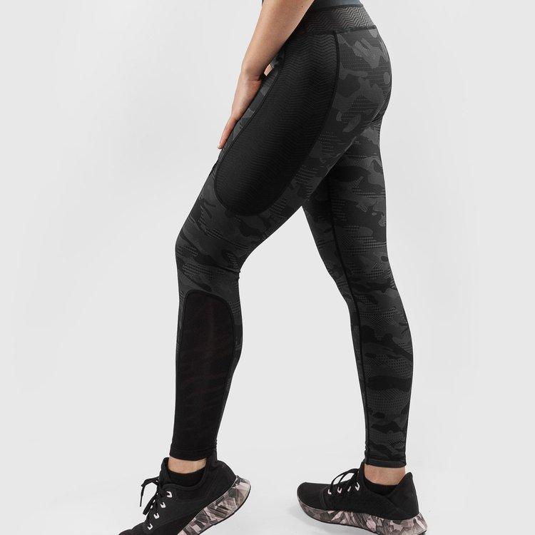 Venum Venum Defender Leggings Dames Zwart Zwart