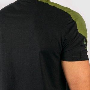 Venum Venum T-shirt Cargo Zwart Groen Venum Fightwear Company