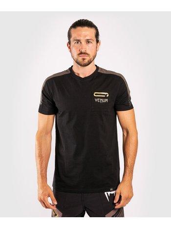 Venum Venum T Shirt Cargo Black Grey