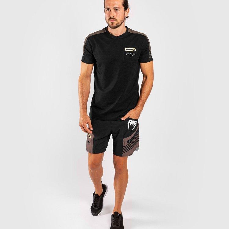 Venum Venum T-Shirt Cargo Schwarz Grau Venum Fightwear Company