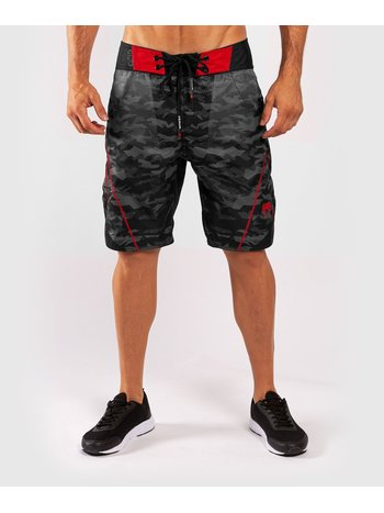 Venum Venum Trooper Training Boardshort Zwart Rood