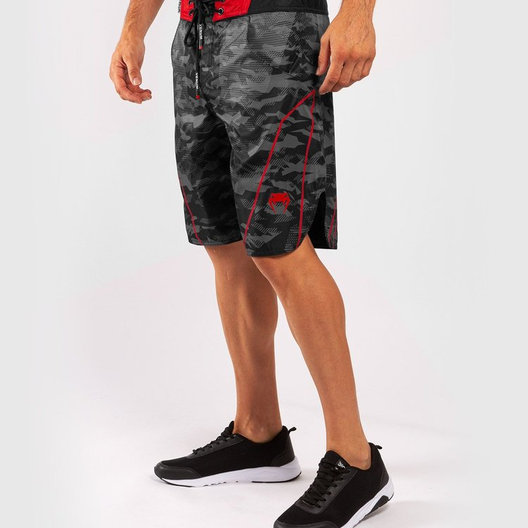 Venum Venum Trooper Training Board Shorts Schwarz Rot