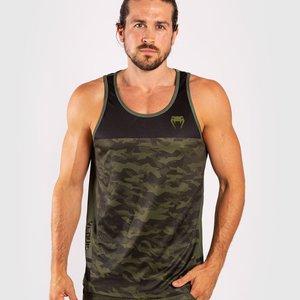 Venum Venum Shirt Trooper Tanktop Forest Camo Schwarz