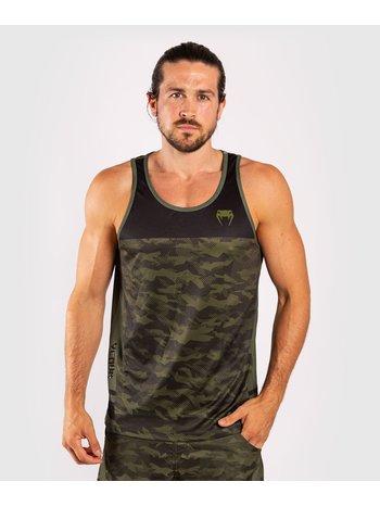 Venum Venum Shirt Trooper Tank Top Forest Camo Black