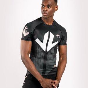 Venum Venum Arrow Short Sleeve Rashguard Black White