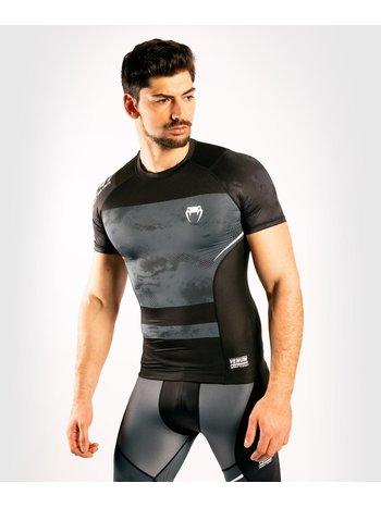 Venum Venum SKY247 Rashguard Short Sleeves Black Grey