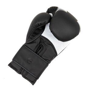 King Pro Boxing King Pro Boxen KPB / REVO 4 Boxhandschuhe Schwarz Schwarz