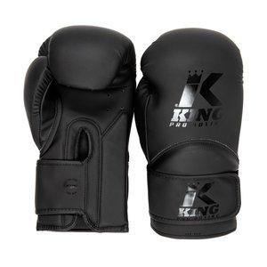King Pro Boxing King Pro Boxing KPB/BG KIDS 3Boxing Gloves Black Black