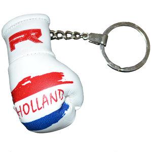 Punch Round™  Punch Round Boxhandschuh Schlüsselring Niederlande