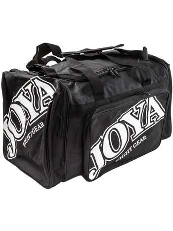 Joya Fight Wear Joya Classic Sporttas Zwart Wit Joya Fight Gear