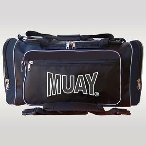 MUAY® MUAY® Classic Sporttas Zwart Muay Sports Wear