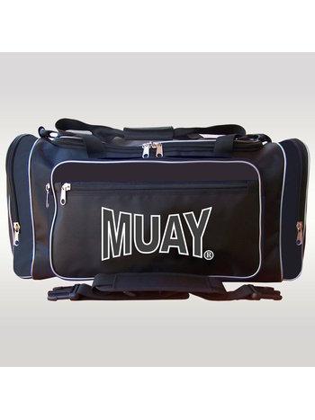 MUAY® MUAY® Classic Sports Bag Black Muay Sports Wear