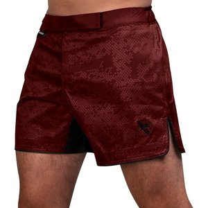 Hayabusa Hayabusa Hex Hybrid Fight Shorts Burgundy