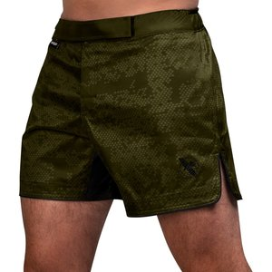 Hayabusa Hayabusa Hex Hybrid Fight Shorts Groen