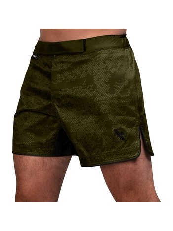 Hayabusa Hayabusa Hex Hybrid Fight Shorts Groen