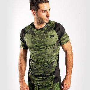 Venum Dry-Tech Venum TROOPER T-Shirt Forest Camo Zwart