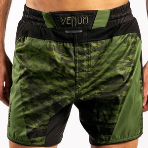 Venum Venum TROOPER Fightshorts Forest Camo Black