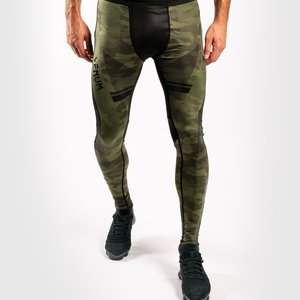 Venum Venum Trooper Legging Tights Forest Camo Zwart