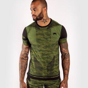 Venum Venum TROOPER T-Shirt Forest Camo Zwart