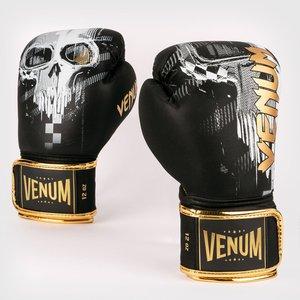 Venum Venum Skull Bokshandschoenen Zwart Goud