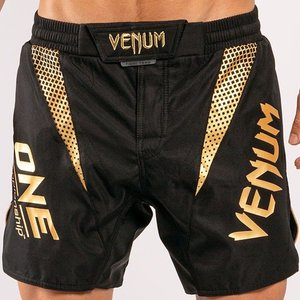 Venum VENUM X ONE FC Fight Shorts Black Gold