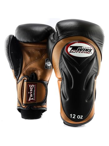 Twins Special Twins Boxing GlovesBGVL 6 Black Brown