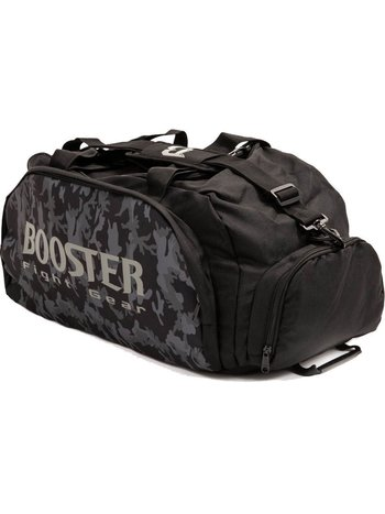 Booster Booster Rugtas Sporttas B-Force Duffle Bag Sportsbag Camo Large