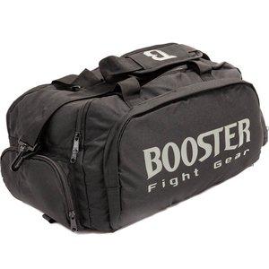 Booster Booster Rugtas Sporttas B-Force Duffle Bag Sportsbag Small Zwart