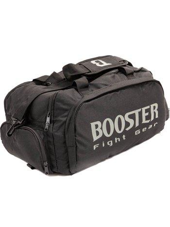 Booster Booster Rugtas Sporttas B-Force Duffle Bag Sportsbag Zwart Large