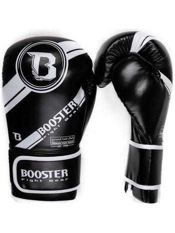 Booster Booster Bokshandschoenen BG Premium Striker 1 Zwart Wit