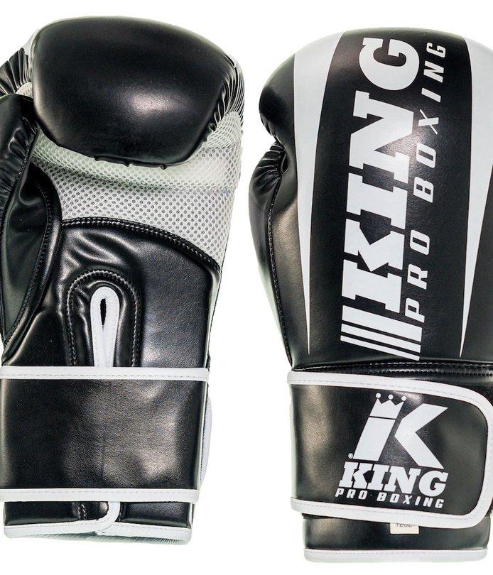 Revo 1 schwarz King PRO Boxing Boxhandschuhe