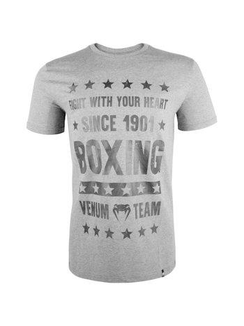Venum Venum Boxing Origins T-Shirt Grau