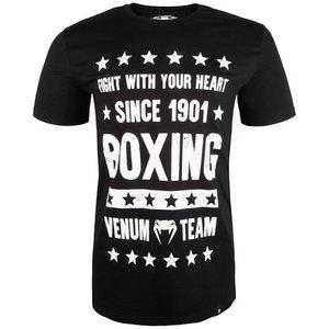 Venum Venum Boxing Origins T Shirt Black