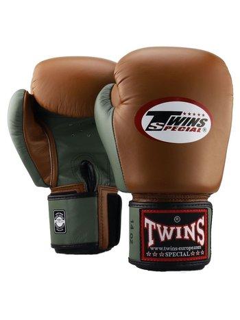 Twins Special TwinsFightgear Boxing Gloves BGVL 3 Retro Military