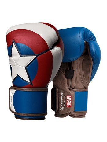 Hayabusa Hayabusa Captain America Boxing Gloves