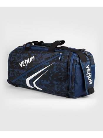 Venum Venum Trainer Lite EVO Sporttasche Camo Blue Weiss
