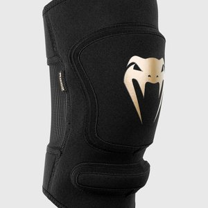 Venum Venum Kontact Evo Grappling MMA Knee Pads Black Gold