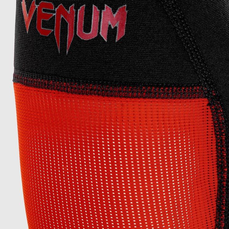 Venum Venum KONTACT EVO MMA Shinguards Black Red