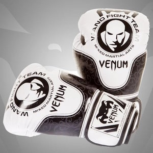 Venum Bokshandschoenen Venum Wand Fight Team Zwart Wit