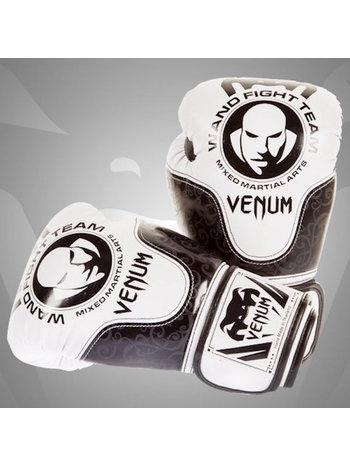 Venum Bokshandschoenen Venum Wand Fight Team Zwart Wit
