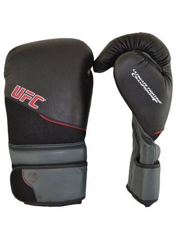 UFC UFC Competition Boxing Gloves 16 oz Black