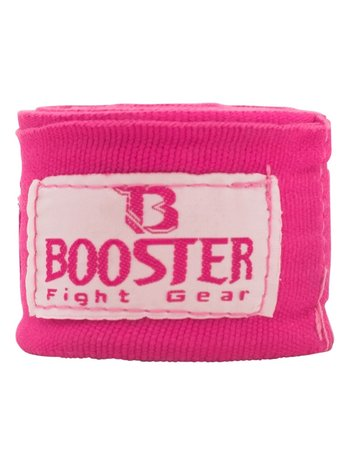 Booster Booster BPC Boxing Hand Wraps Pink 250 cm