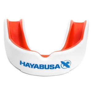Hayabusa Hayabusa Combat Mouthguard White Red
