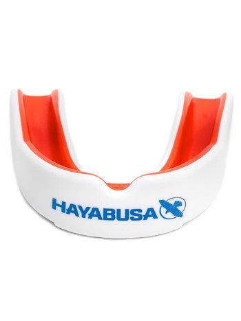 Hayabusa Hayabusa Combat Mundschutz Weiss Rot