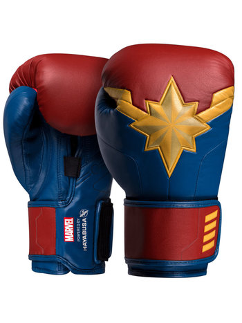 Hayabusa Hayabusa Captain Marvel Boxing Gloves