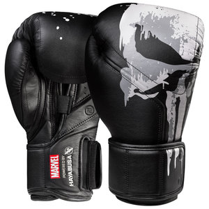 Hayabusa Hayabusa The Punisher Boxing Gloves by Marvel