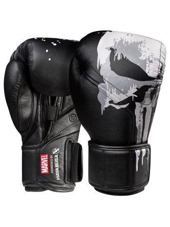 Hayabusa Hayabusa The Punisher Boxing Gloves by Marvel