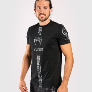 Venum Venum Kleding Logos T-shirt Black Urban Camo